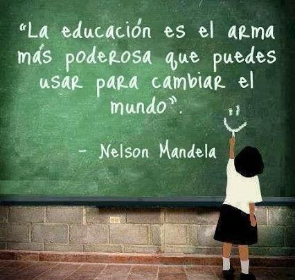 Hoy más que nunca: la bandera de la educación